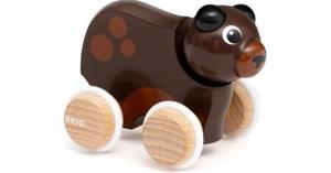 BRIO - Push Along Bear (30338)