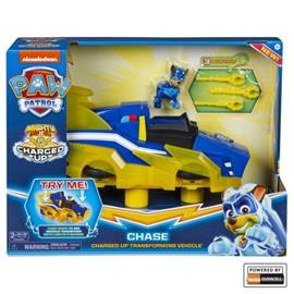 Ryhmä Hau (Paw Patrol), Chase's Charged up Deluxe Vehicle