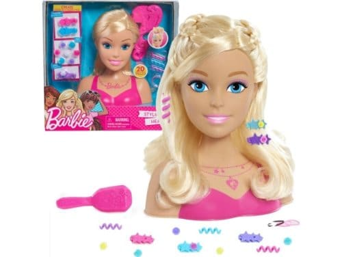Just Play Just Play Barbie blonde styling head