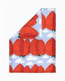 Marimekko Mansikkavuoret, pussilakana 150 x 210 cm