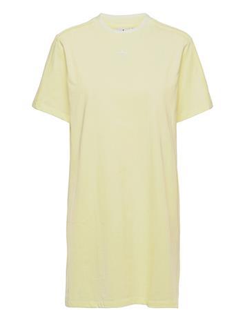 adidas Originals Tee Dress W Dresses Everyday Dresses Keltainen Adidas Originals HAZYEL