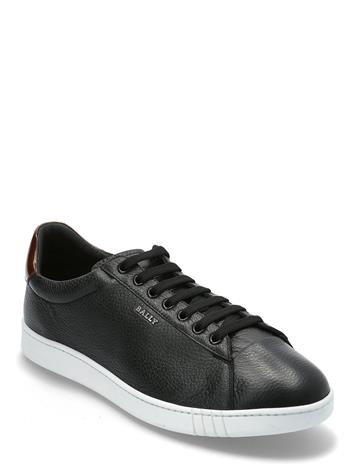Bally Wildy Matalavartiset Sneakerit Tennarit Musta Bally BLACK
