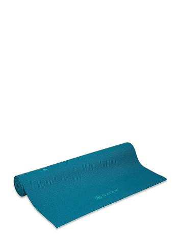 Gaiam 4mm Yoga Mat Jade Mandala Accessories Sports Equipment Yoga Equipment Vihreä Gaiam JADE