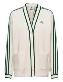 adidas Originals Cardigan W Neuletakki Valkoinen Adidas Originals OWHITE