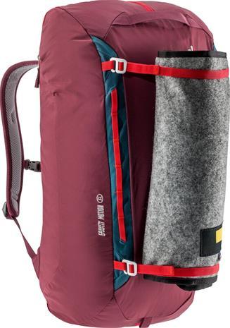 deuter Gravity Motion SL Backpack Women, punainen