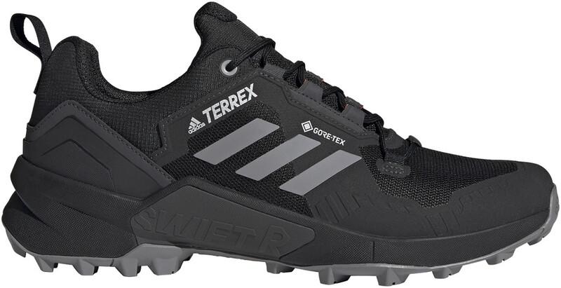 adidas TERREX Swift R3 Gore-Tex Hiking Shoes Men, harmaa/musta