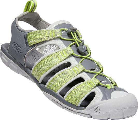 Keen Clearwater II CNX Sandals Men, harmaa