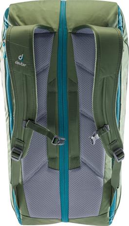 deuter Gravity Motion Backpack, vihreä