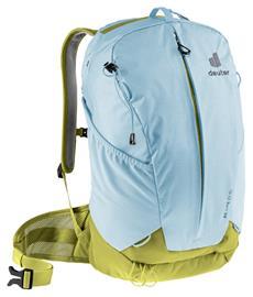 deuter AC Lite 21 SL Backpack, vihreä/sininen