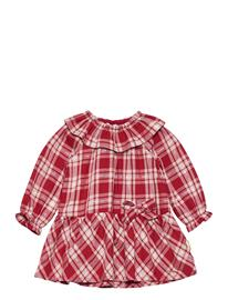 Hust & Claire Klokke - Dress Mekko Punainen Hust & Claire RIO RED