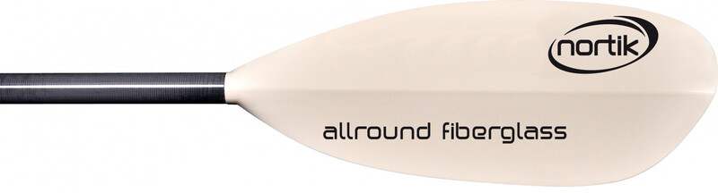 nortik Allround Fiberglass Paddle 220cm 2-piece with King-Pin-Connection