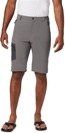 "Columbia Men's Triple Canyon Shorts 12"" Harmaa 34"