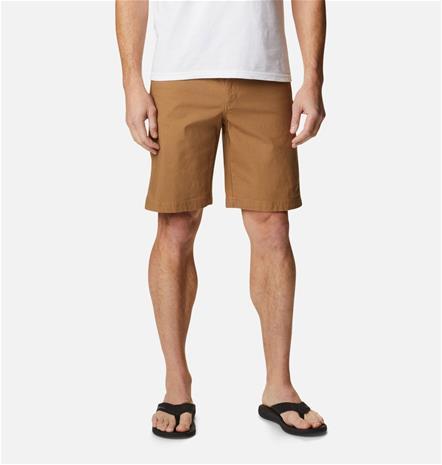 "Columbia Men's Rugged Ridge Shorts 10"" Vaaleanruskea 34"