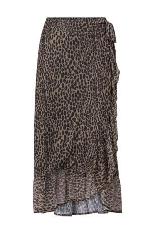 Vila Kietaisuhame viViolette HW Ankle Skirt