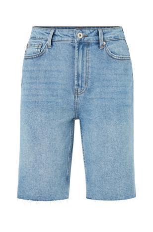 Only Farkkushortsit onlEmily HW Long Shorts Raw BB