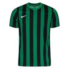 Nike Pelipaita DF Striped Division IV - Vihreä/Musta/Valkoinen