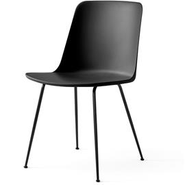 &Tradition &Tradition-Rely Chair HW6 4-pack, Black / Black