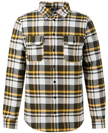 WHISTLER Flannel Checked - Paita - XXL