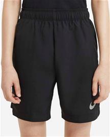 Nike poikien lyhyet shortsit 6 INCH WOVEN SHORT, musta M (137-147 cm)