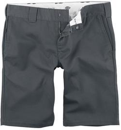 Dickies - Slim Fit Short - Shortsit - Miehet - Hiilenharmaa