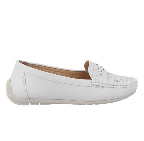 Naisten kengät, valkoinen 37
