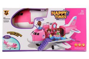 Lentokone leikkisetti