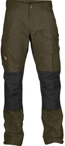 Fjällräven Vidda Pro Short Trousers Dark olive 50