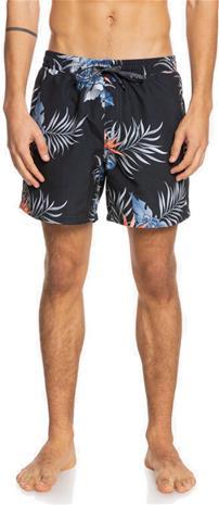 Quiksilver Paradise Express Volley 15 Shorts Men, musta/monivärinen