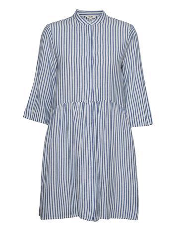 mbyM Albana Dresses Everyday Dresses Sininen MbyM BLUE SUGAR STRIPE