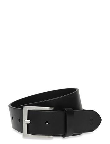Saddler Bogense Accessories Belts Classic Belts Musta Saddler BLACK