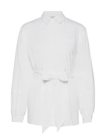 Envii Enpetra Ls Shirt 6731 Pitkähihainen Paita Valkoinen Envii WHITE