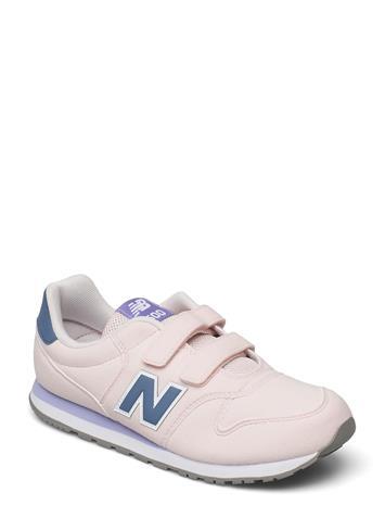 New Balance Yv500tpb Matalavartiset Sneakerit Tennarit Vaaleanpunainen New Balance PINK/PURPLE