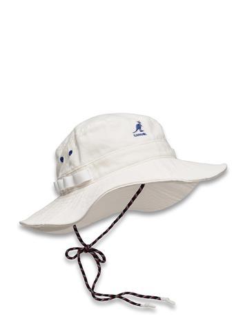 Kangol Kg Utility Cords Jungle Hat Accessories Headwear Bucket Hats Sininen Kangol NAVY