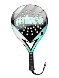 Prince Prince Padel Air Accessories Sports Equipment Rackets & Equipment Padel Rackets Musta Prince BLACK/TURQUOISE