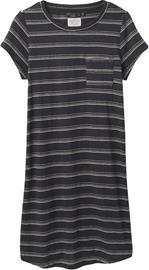 Prana Elana Cozy Up Dress Women, valkoinen/musta