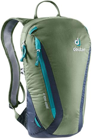 deuter Gravity Pitch 12 Backpack, vihreä
