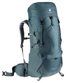 deuter Aircontact Lite 50 + 10 Backpack, petrooli