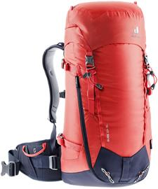 deuter Guide 32+ SL Backpack Women, punainen