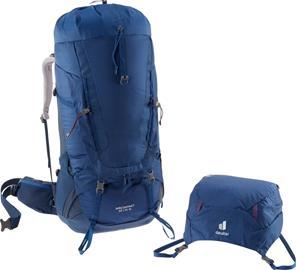 deuter Aircontact 60 + 10 SL Backpack Women, sininen
