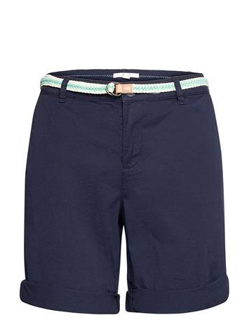 Esprit Casual Shorts Woven Shorts Chino Shorts Sininen Esprit Casual NAVY