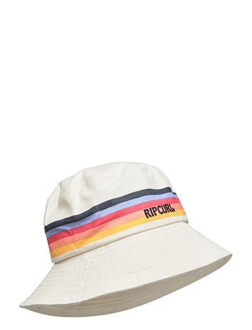 Rip Curl Golden State Bucket Hat Accessories Headwear Bucket Hats Valkoinen Rip Curl BONE