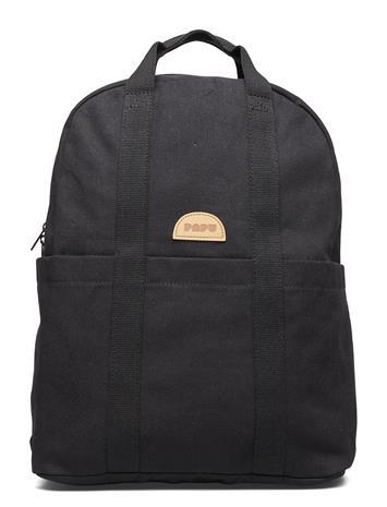 Papu Backpack Reppu Laukku Musta Papu BLACK