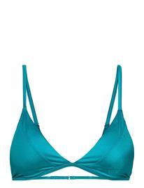 Hunkemöller Celine Triangle Bikiniyläosa Bikiniliivit Sininen Hunkemöller BLUEBIRD
