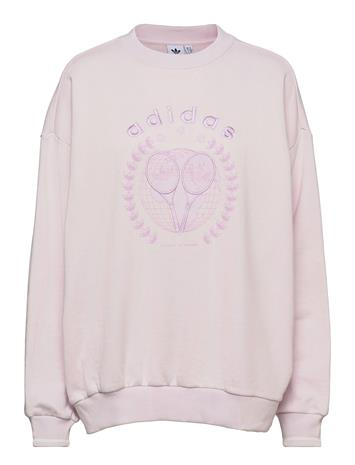 adidas Originals Graphic Sweatshirt W Svetari Collegepaita Vaaleanpunainen Adidas Originals PEAAME