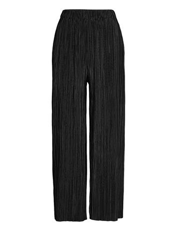 Samsä¸e Samsä¸e Uma Trousers 10167 Suoralahkeiset Housut Musta Samsä¸e Samsä¸e BLACK