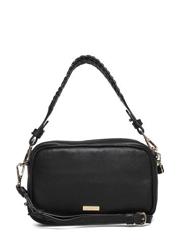 DAY et Day Crafted Leather Shoulder Bags Small Shoulder Bags - Crossbody Bags Musta DAY Et BLACK