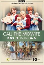 Hakekaa kätilö (Call the Midwife): kaudet 4-6, TV-sarja