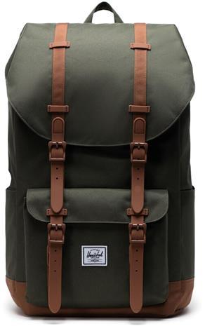 Herschel Little America Backpack 25l, vihreä