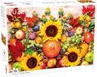 Tactic Fruit and Flowers 500p palapeli