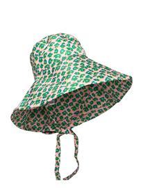 Becksöndergaard Amapola Bucket Hat Accessories Headwear Bucket Hats Sininen Becksöndergaard ROSE SHADOW